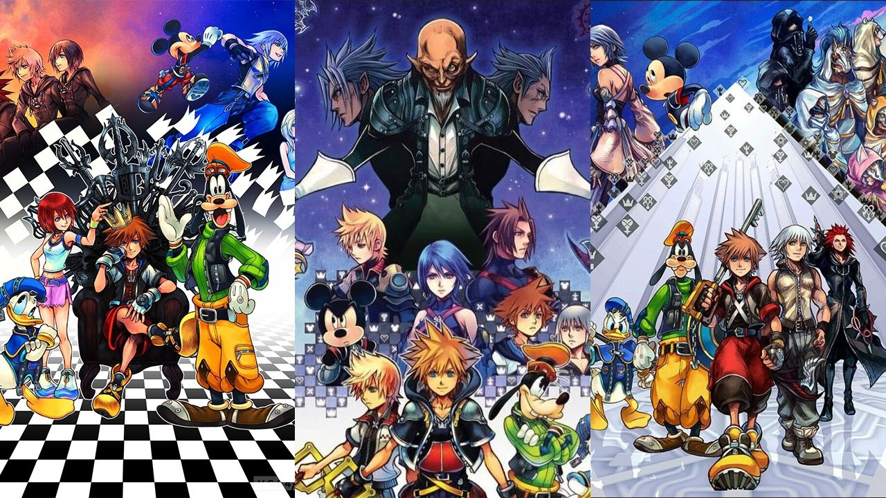 La collection Kingdom Hearts: The Story So Far è ora disponibile su PS4