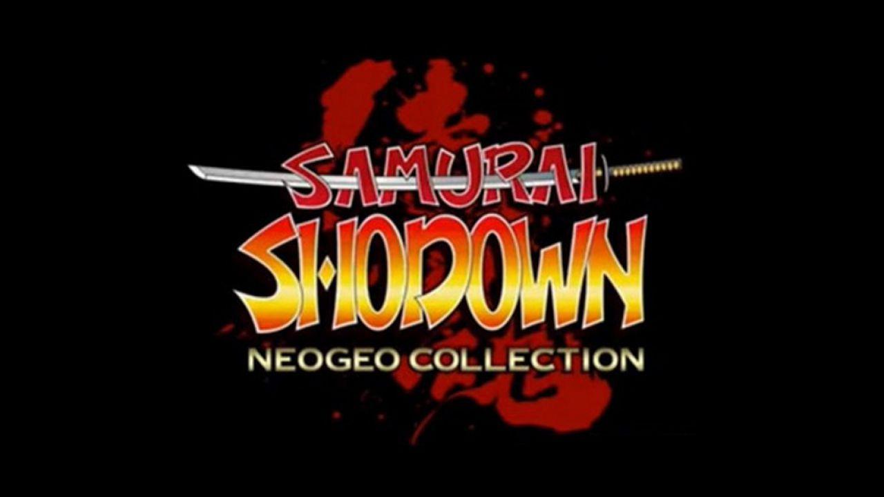 SNK annuncia la Samurai Shodown NeoGeo Collection