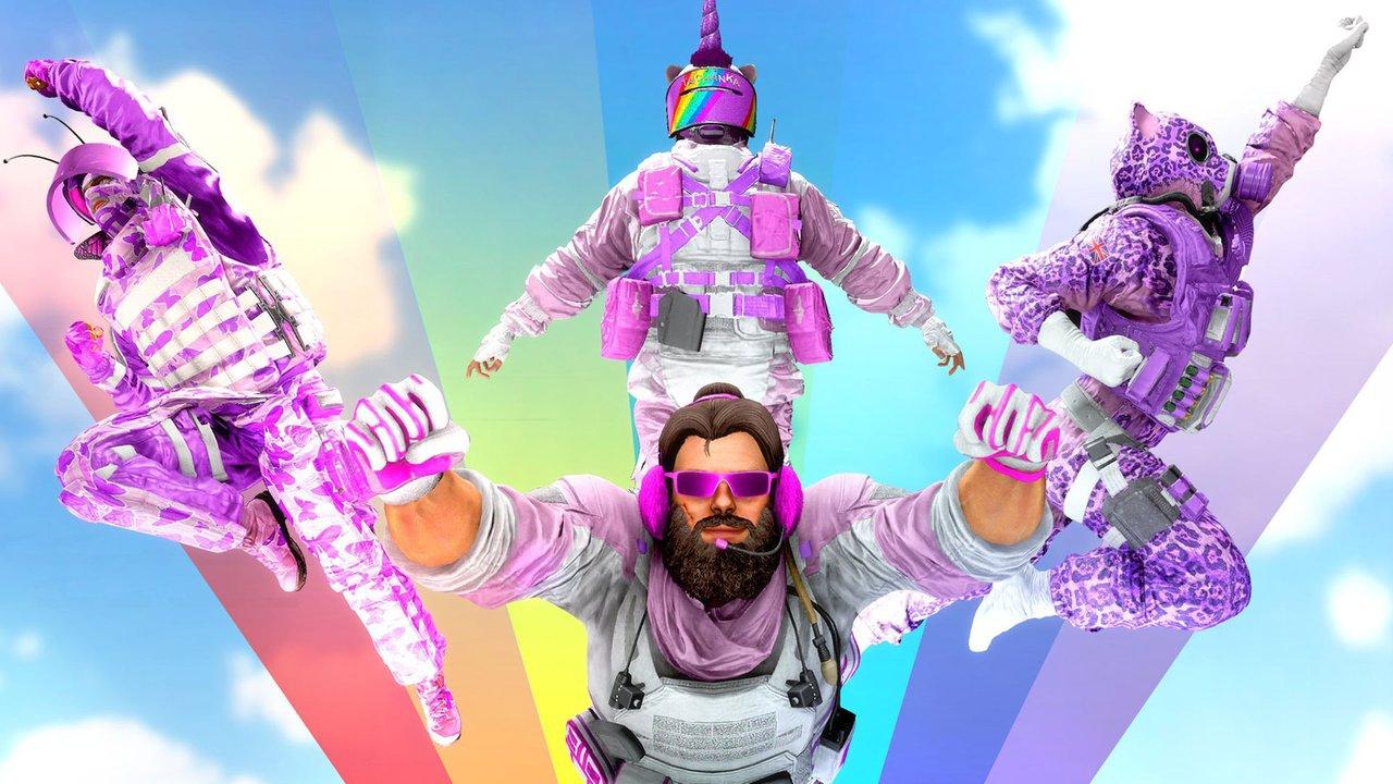 Rainbow Six Siege si ''trasforma'' nell'evento Rainbow is Magic