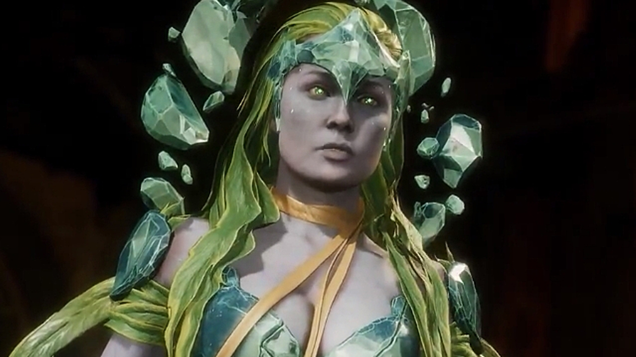 New entry in Mortal Kombat 11, ecco Cetrion
