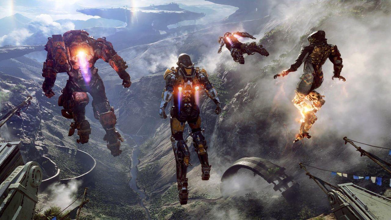 La meccanica di volo in Anthem è stata inserita per accontentare EA