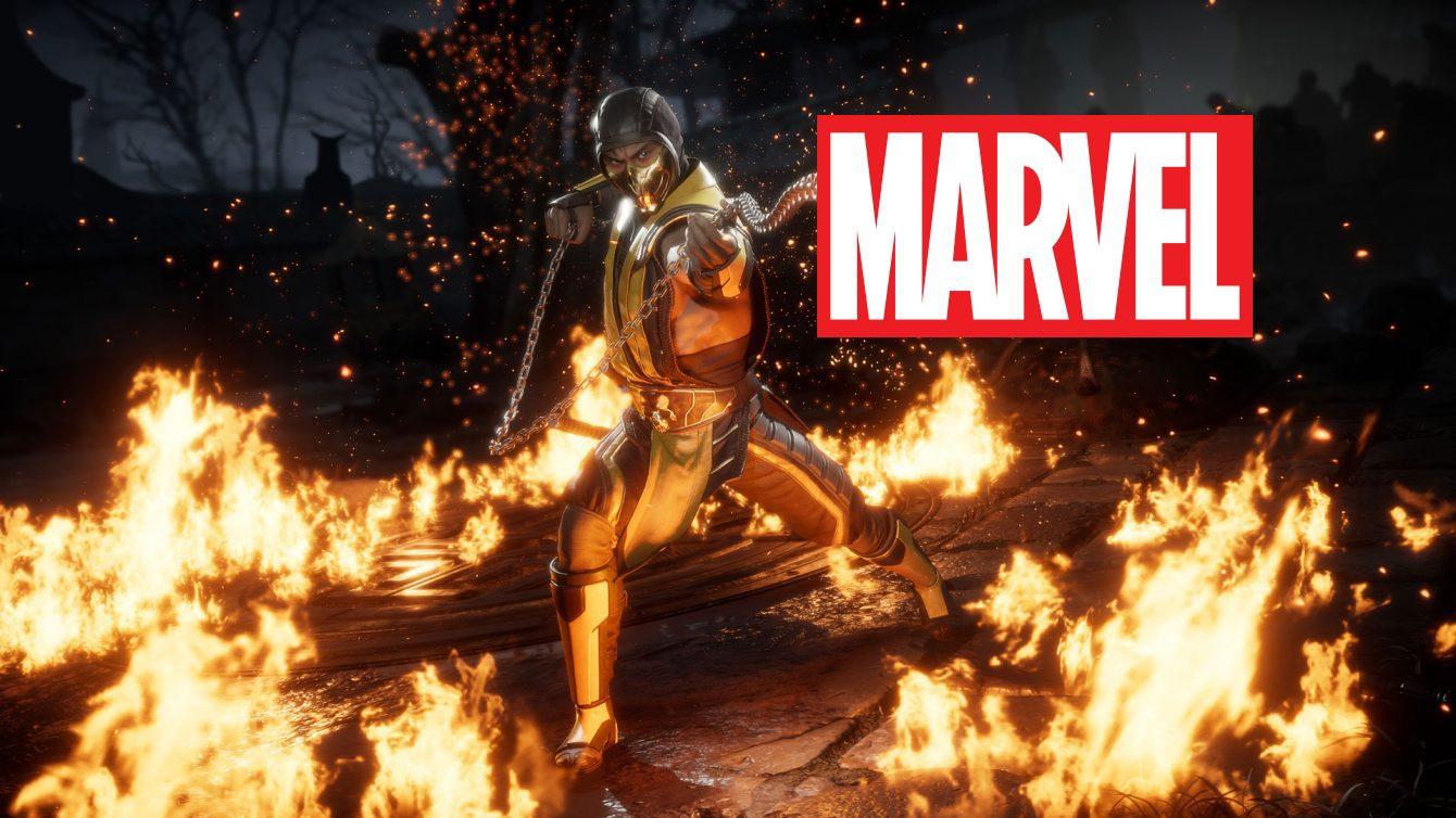 I creatori di Mortal Kombat hanno pensato ad un picchiaduro a tema Marvel