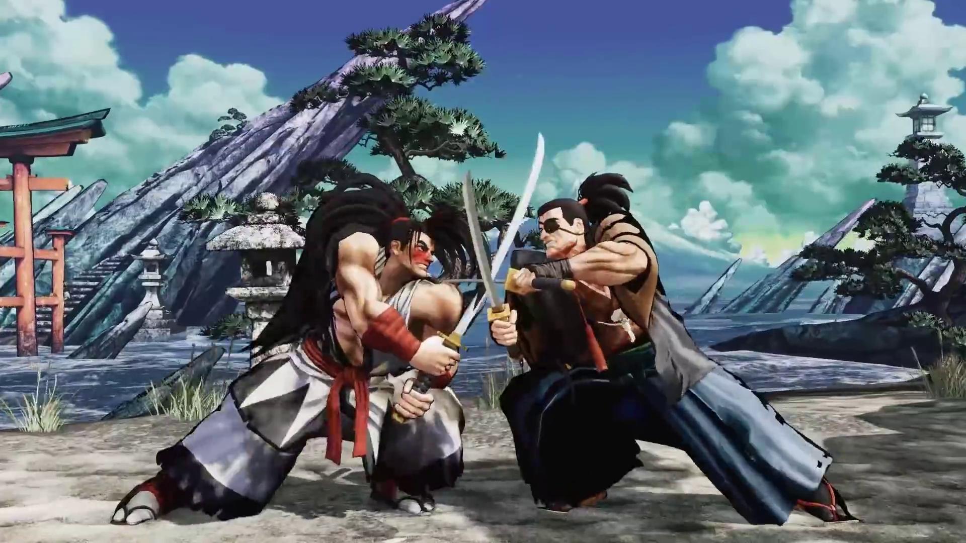 SNK svela la data di lancio del nuovo Samurai Shodown