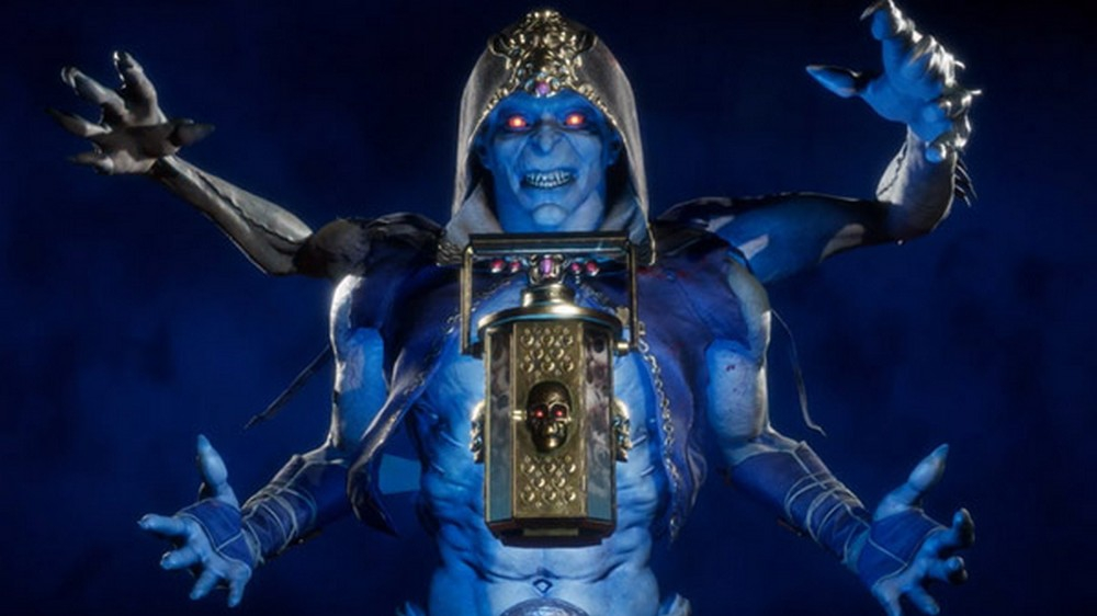 Kollector si unisce al roster di Mortal Kombat 11
