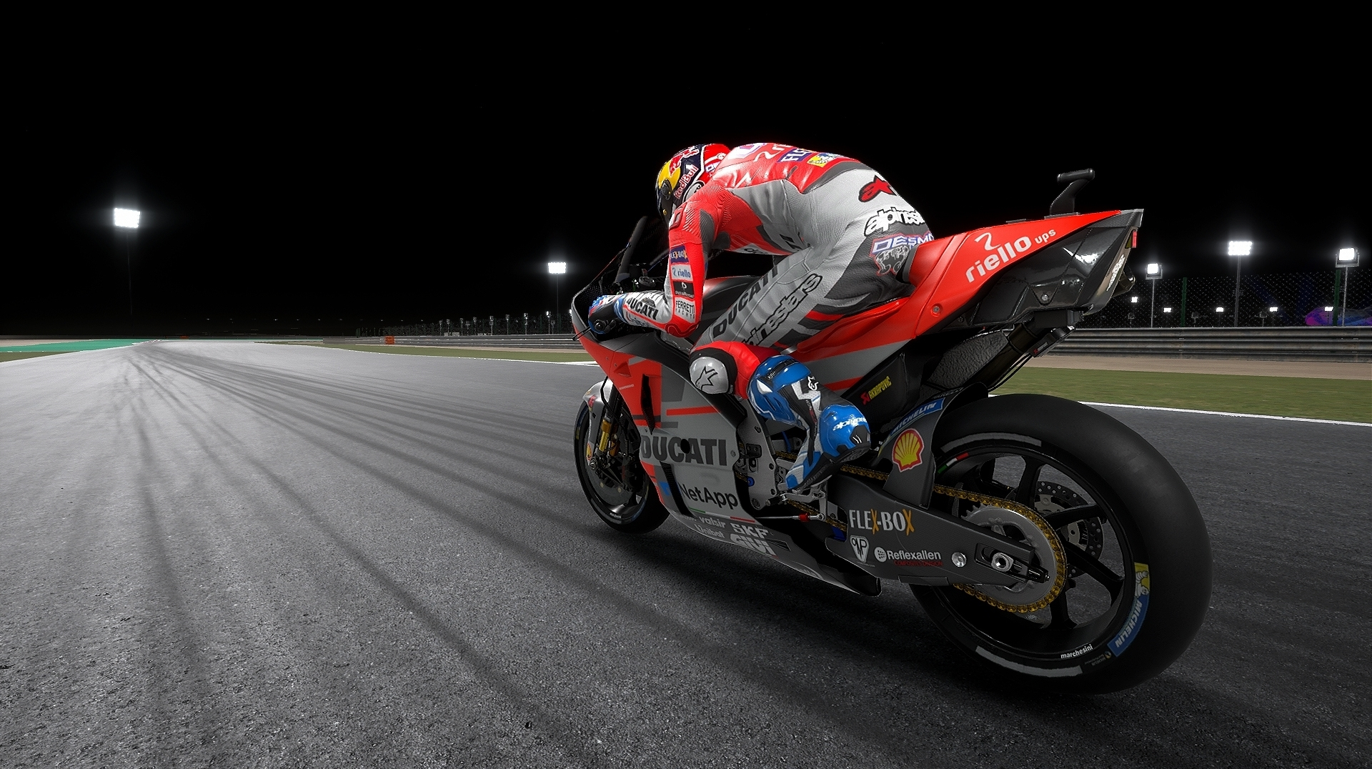MotoGP 19 - Un trailer mostra l'intelligenza artificiale A.N.N.A.