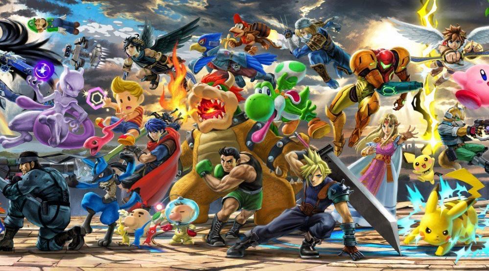 La modalità Stage Builder in arrivo su Super Smash Bros. Ultimate?