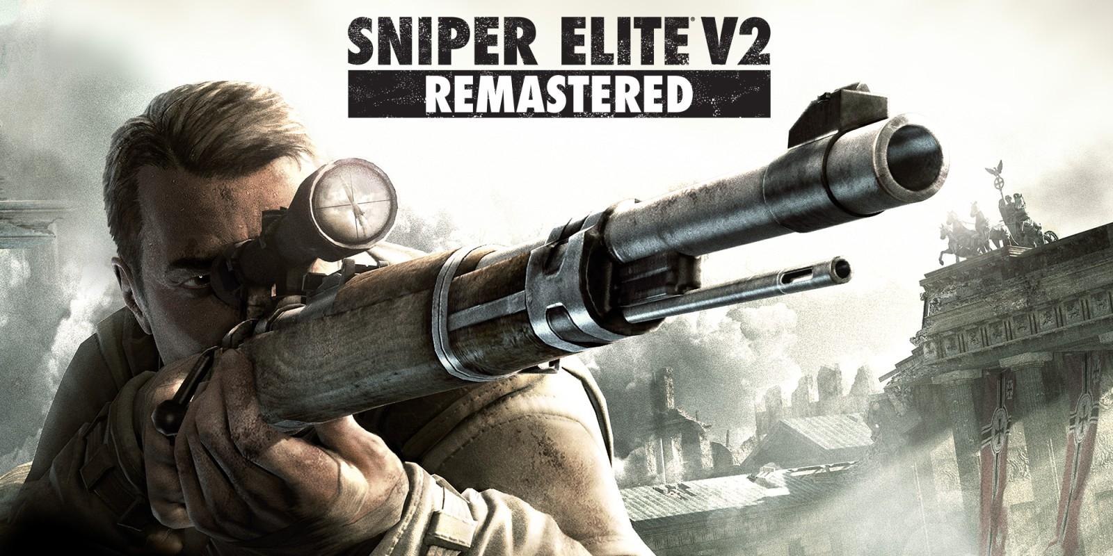 Svelata la data di lancio di Sniper Elite V2 Remastered