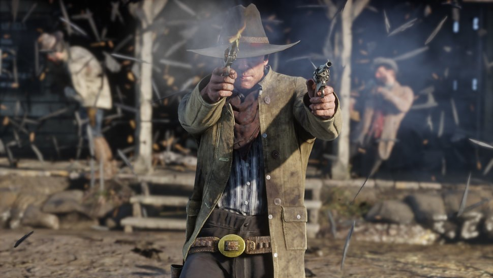 Red Dead Redemption 2 è il gioco migliore del 2018