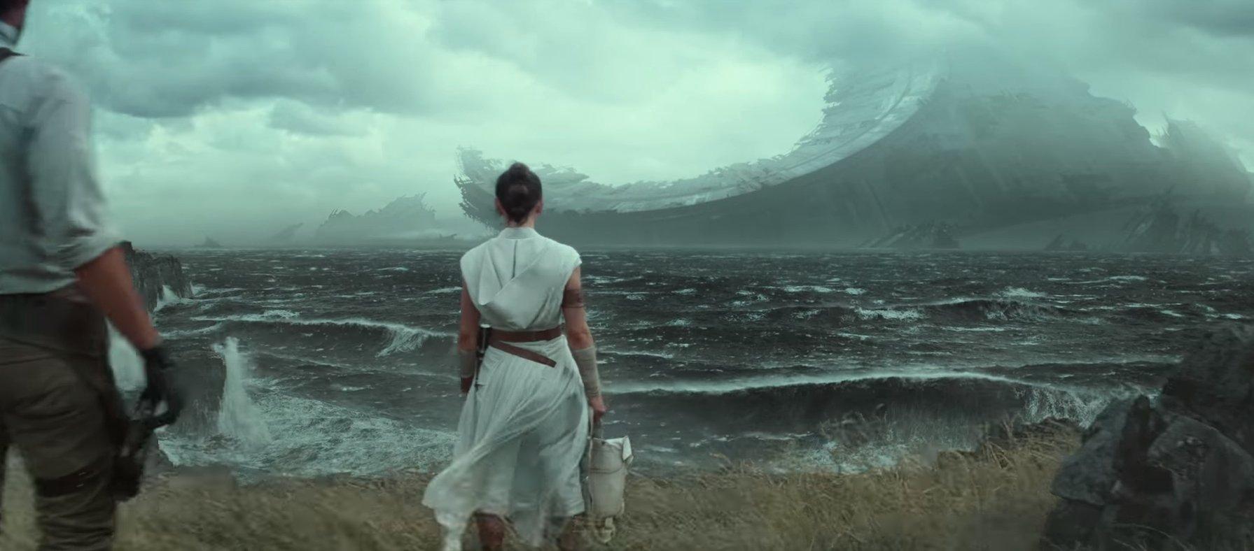 Primo trailer ufficiale per Star Wars IX