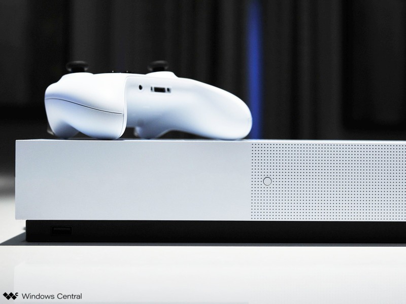 Un leak conferma l'Xbox One S ''All Digital''