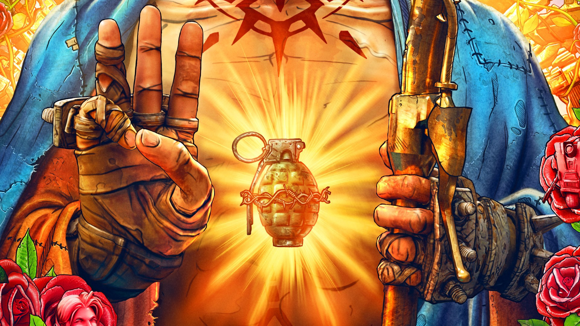 La cover di Borderlands 3 cela un messaggio segreto