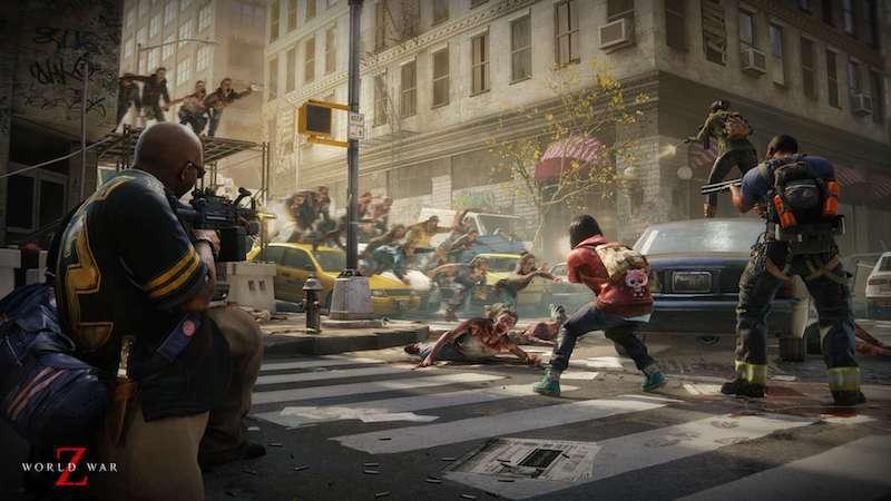 World War Z è disponibile su PS4, Xbox One e PC