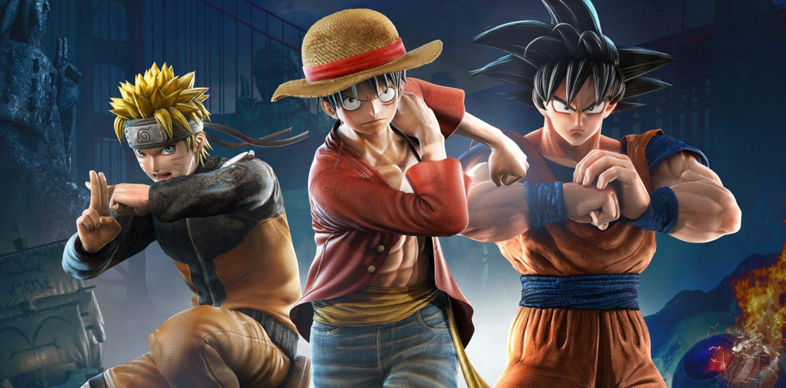 Jump Force - Sette nuovi personaggi in arrivo tramite DLC