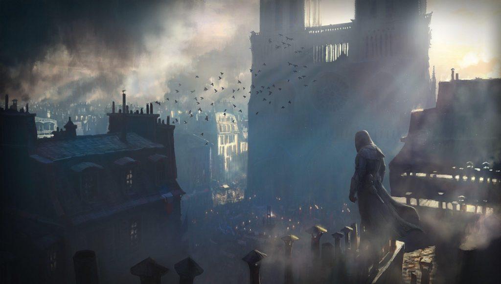Assassin's Creed: Unity è gratuito su Uplay