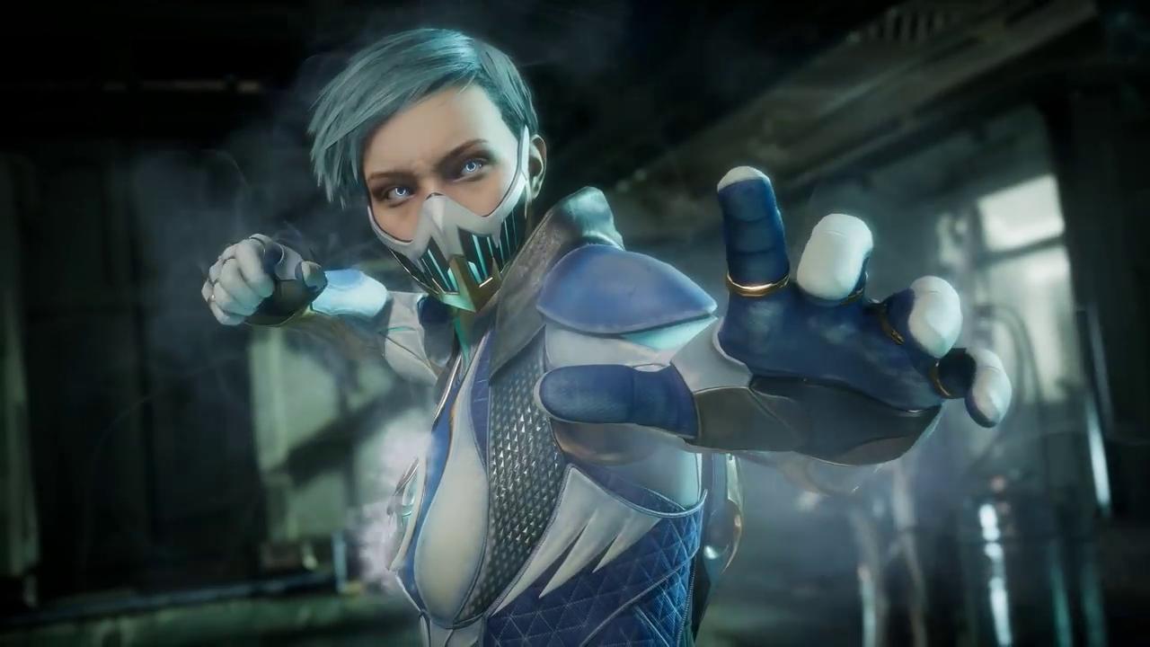 NetherRealm presenta Frost