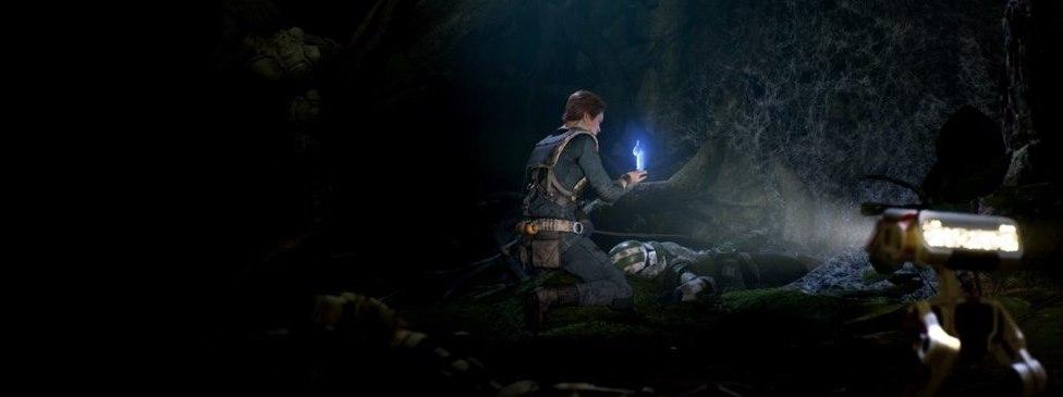 Star Wars Jedi: Fallen Order? Non sarà corto