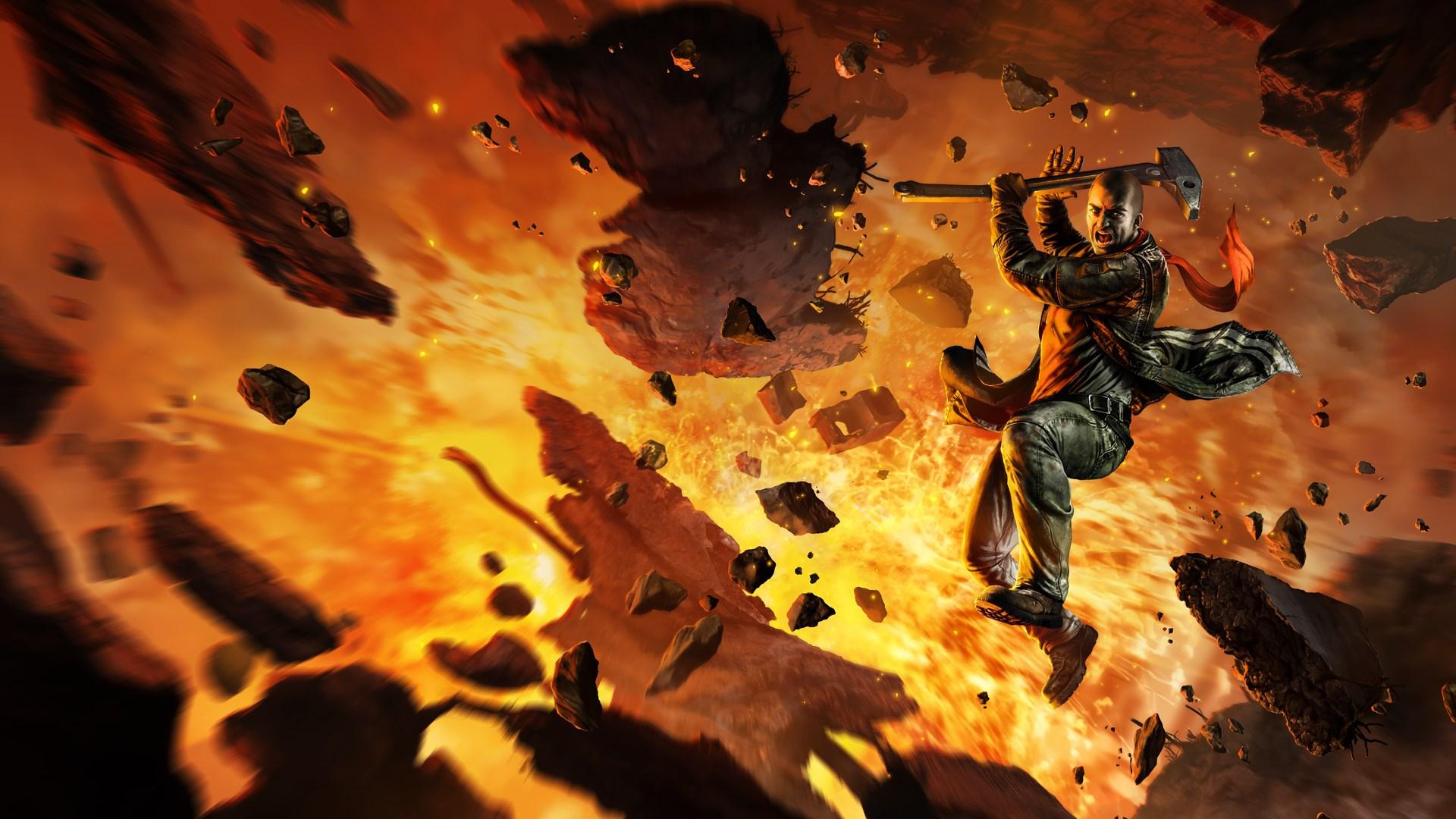 Lo sviluppatore KAIKO porta Red Faction Guerrilla Re-Mars-tered su Nintendo Switch