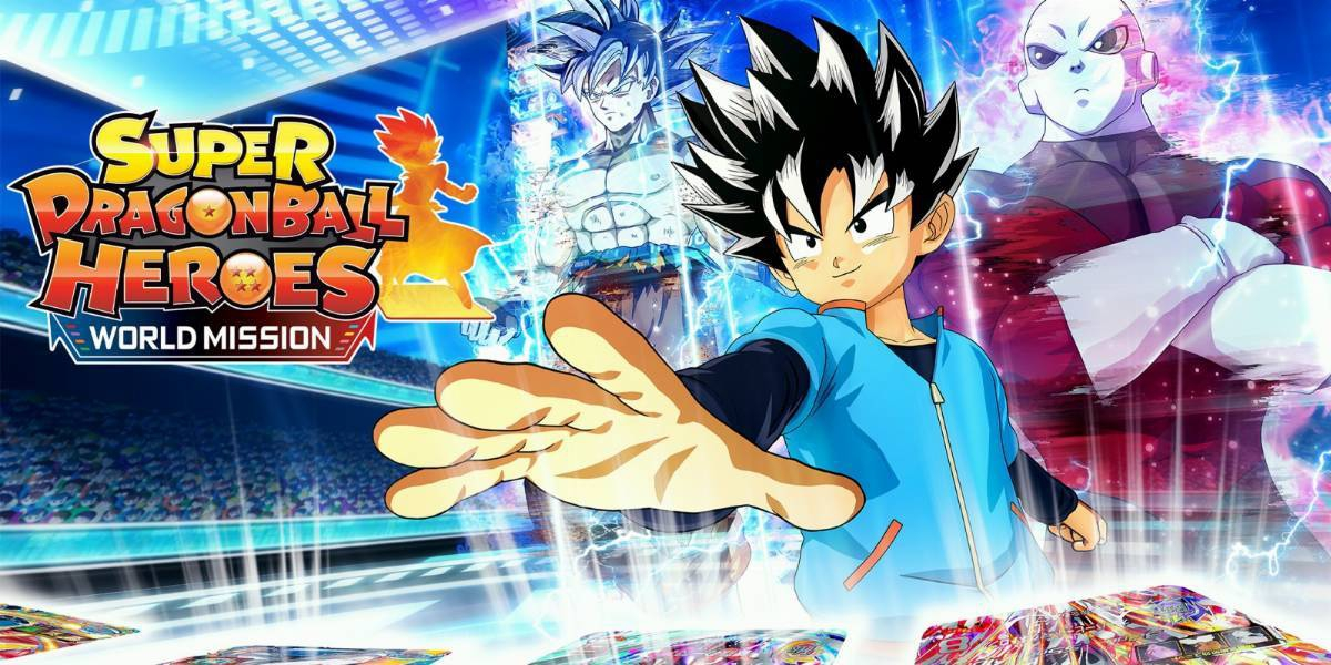 Demo e free update per Super Dragon Ball Heroes World Mission