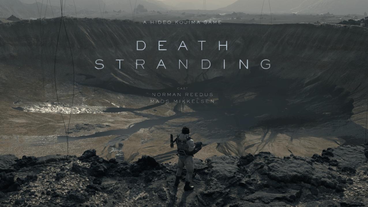 Death Stranding offrirà un open-world diverso da quelli soliti