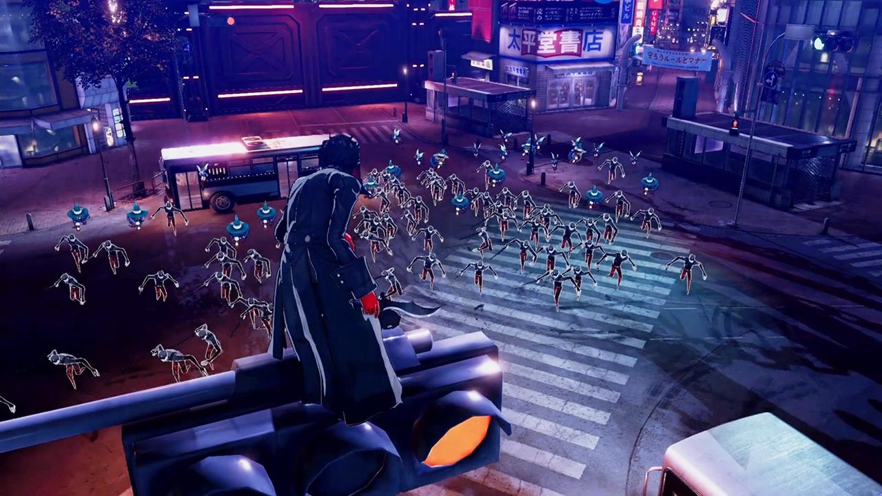 Atlus rivela l'action RPG ''Persona 5 Scramble''