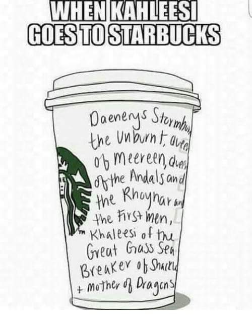 Un po' di meme dalla 8x04 di Game of Thrones