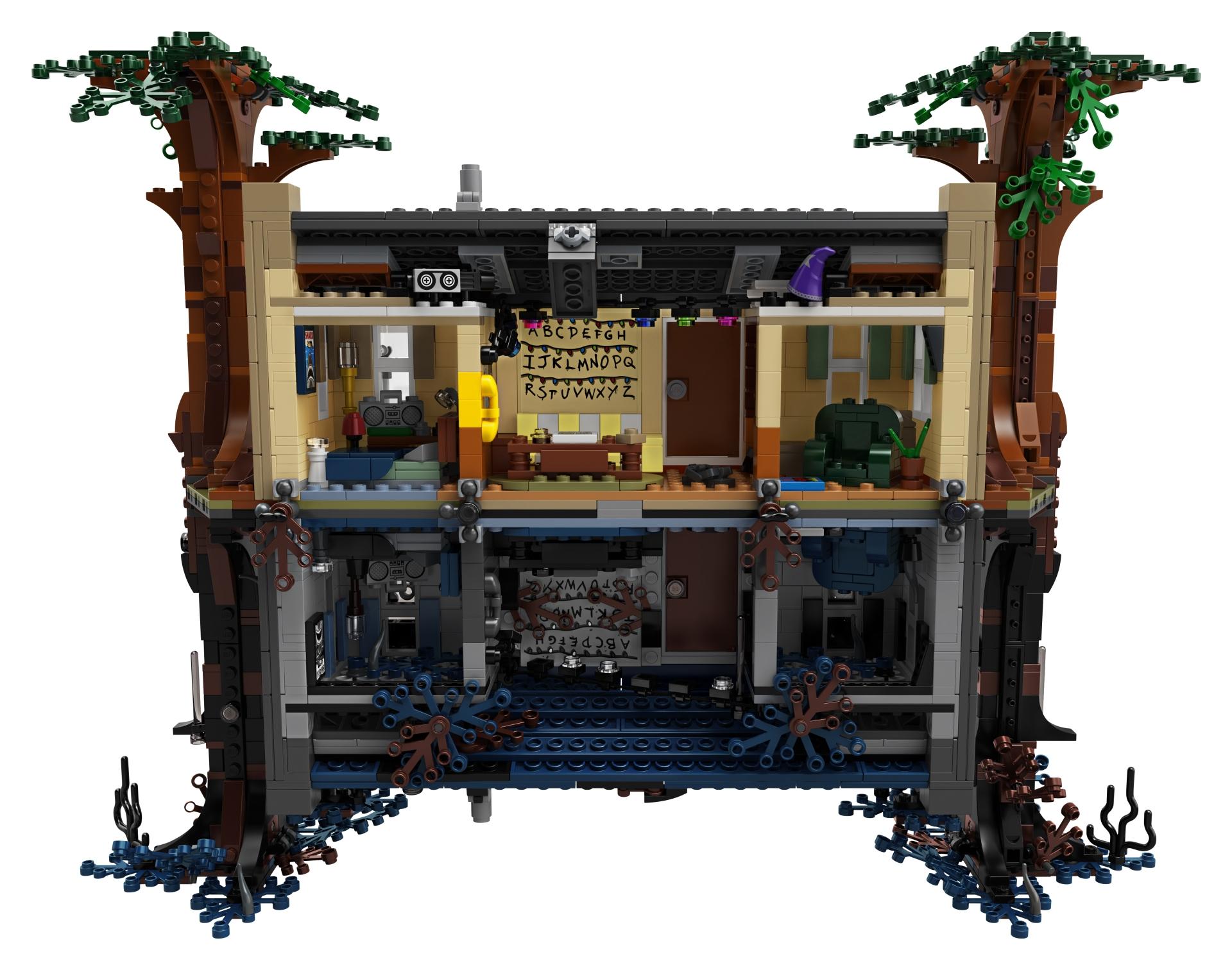 LEGO ufficializza il set dedicato a Stranger Things