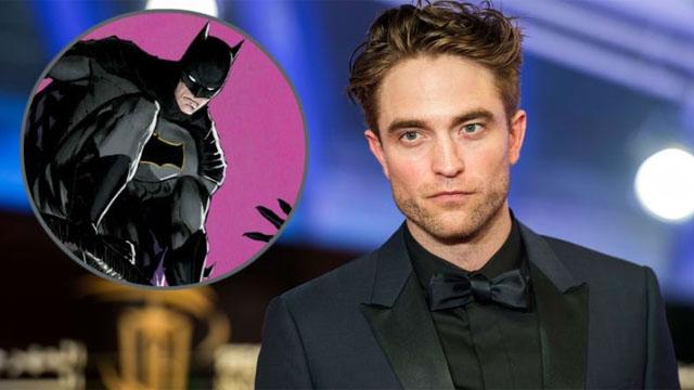 E' Robert Pattinson il nuovo Batman