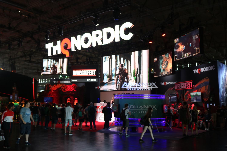 THQ Nordic sta preparando due grandi annunci per l'E3 2019