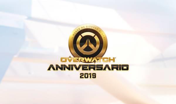 Siete pronti per il nuovo Anniversario di Overwatch?