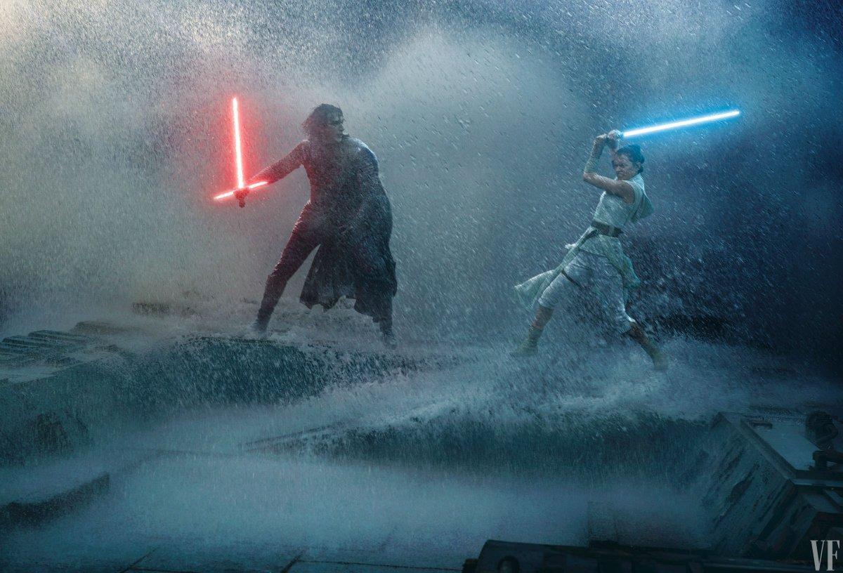 Prime immagini ufficiali per L'ascesa di Skywalker