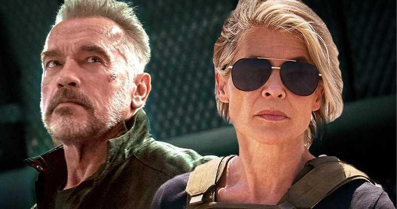 Ecco il trailer di Terminator Dark Fate