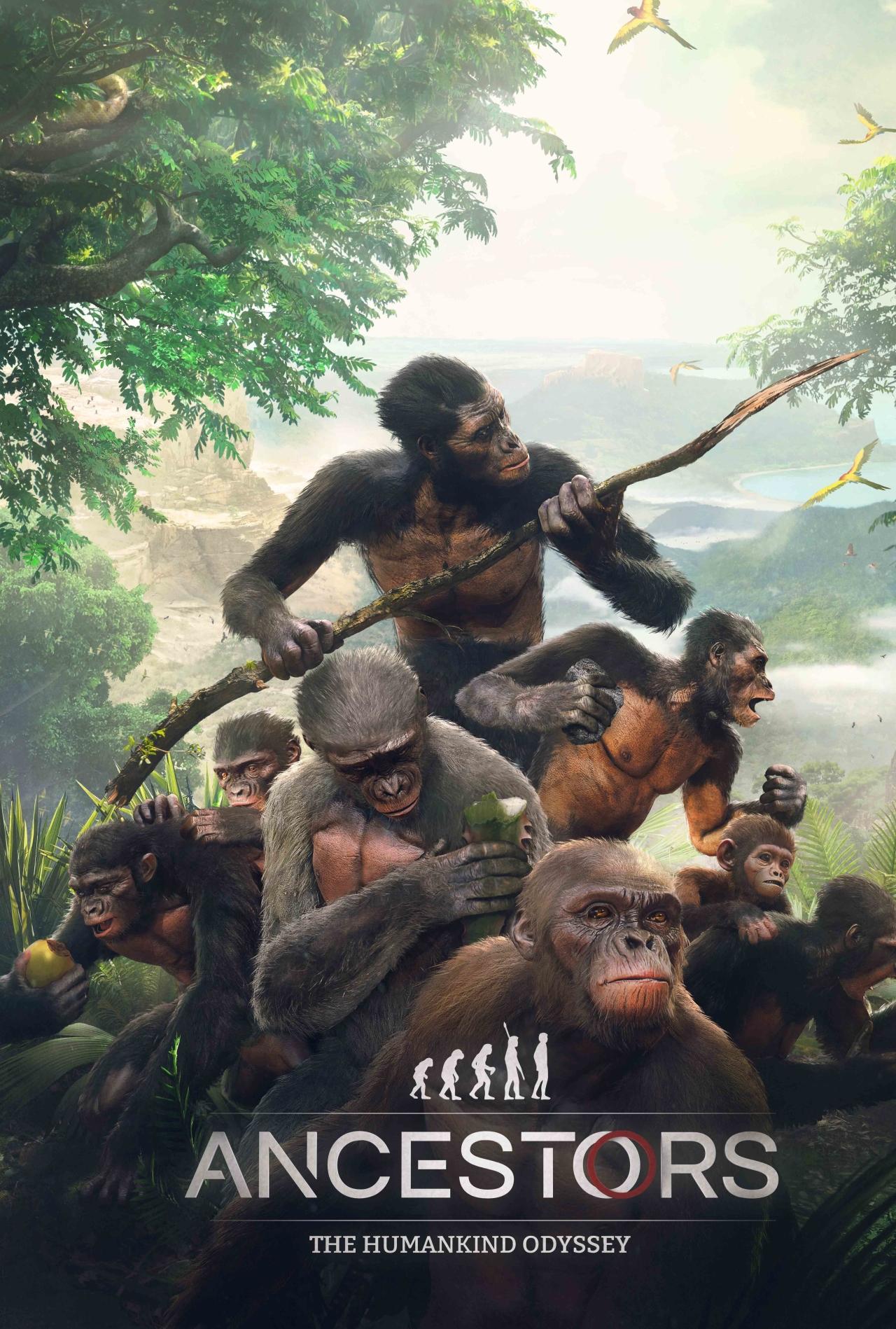 The Ancestors: The Humankind Odyssey uscirà il 27 Agosto