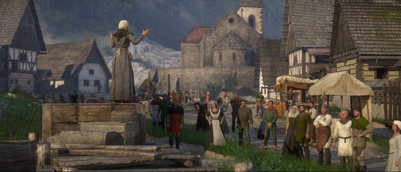 Kingdom Come: Deliverance A Woman's Lot disponibile da oggi