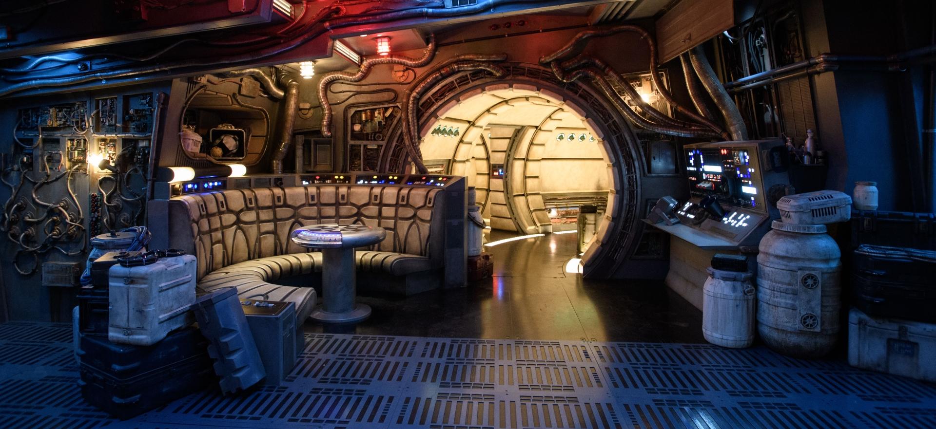 Disney inaugura il parco a tema Star Wars