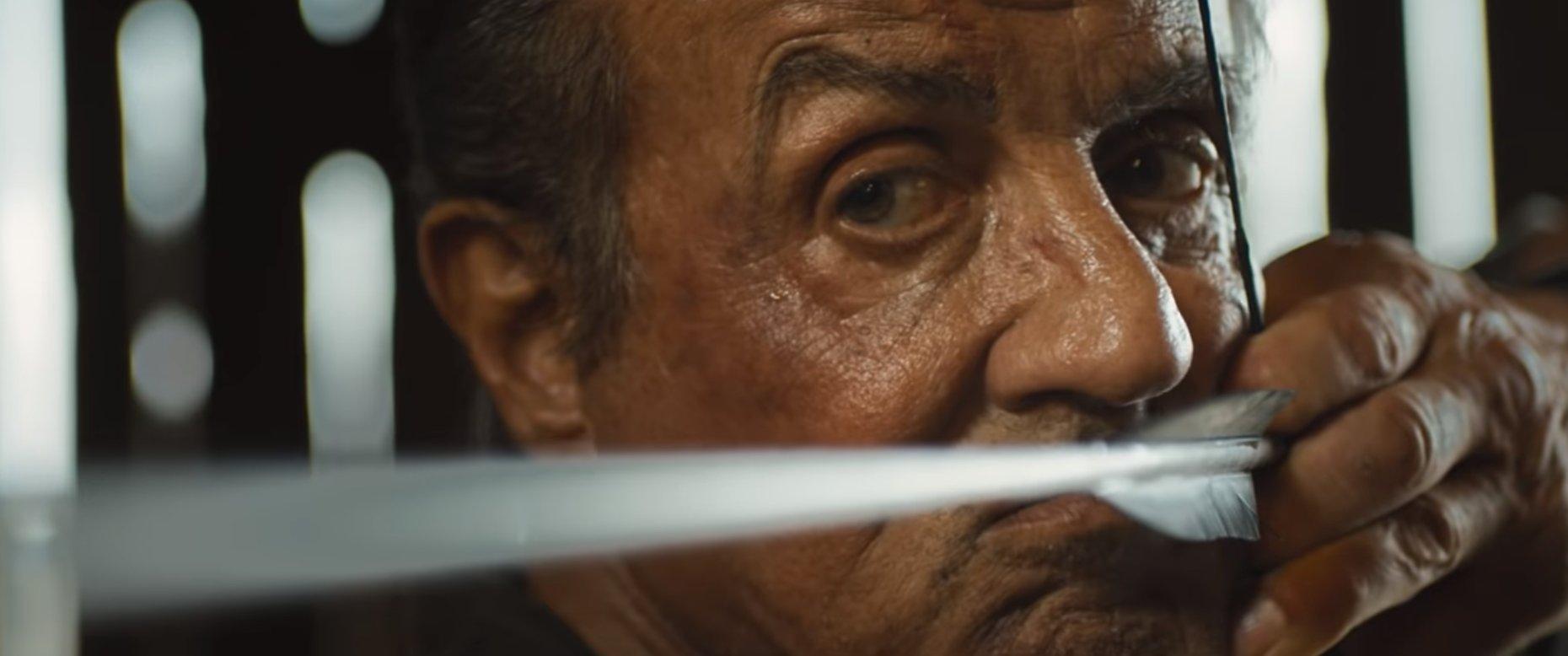 Rambo Last Blood si mostra nel primo vero trailer