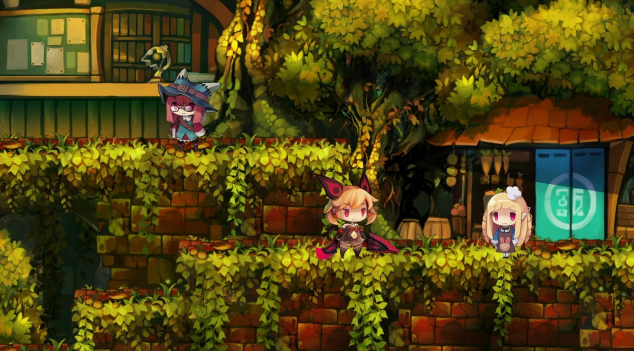 Lapis x Labyrinth disponibile per PS4 e Nintendo Switch