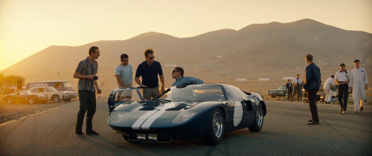 Primo trailer italiano per Le Mans '66