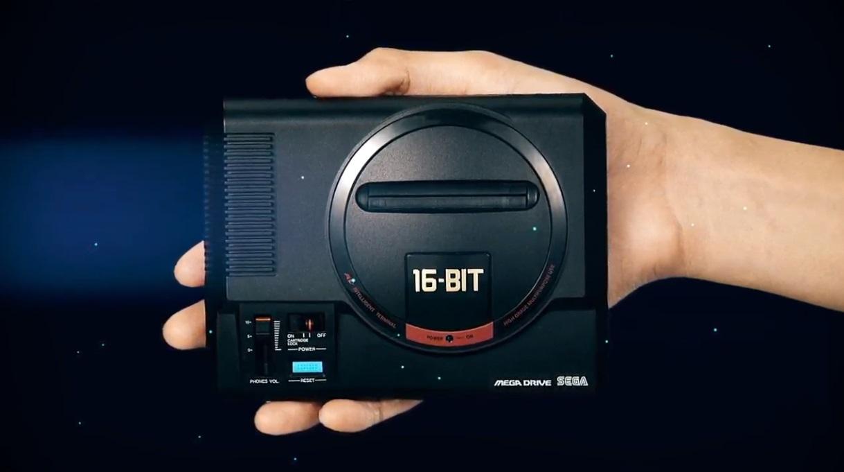 Mega Drive Mini: ecco l'elenco completo dei giochi