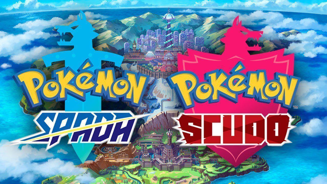 Ufficializzati Pokemon Spada e Pokemon Scudo