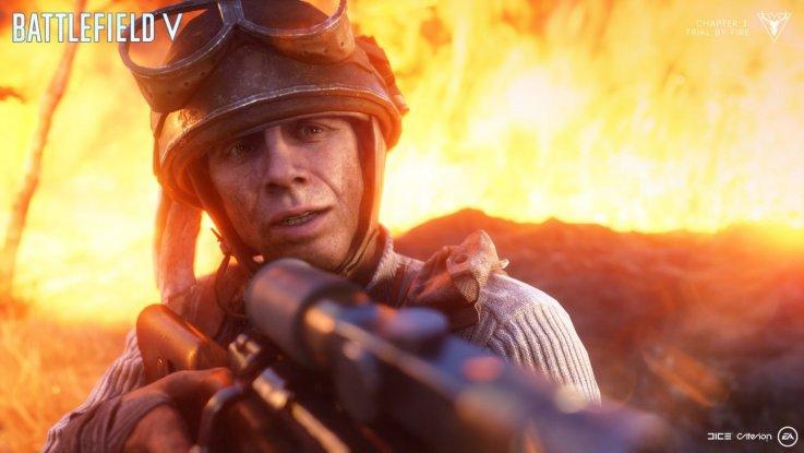 Nuove mappe in arrivo per Battlefield 5