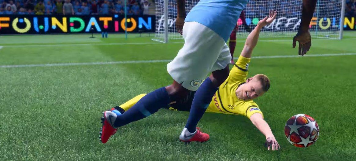 FIFA 20 punterà tutto su Volta e IA