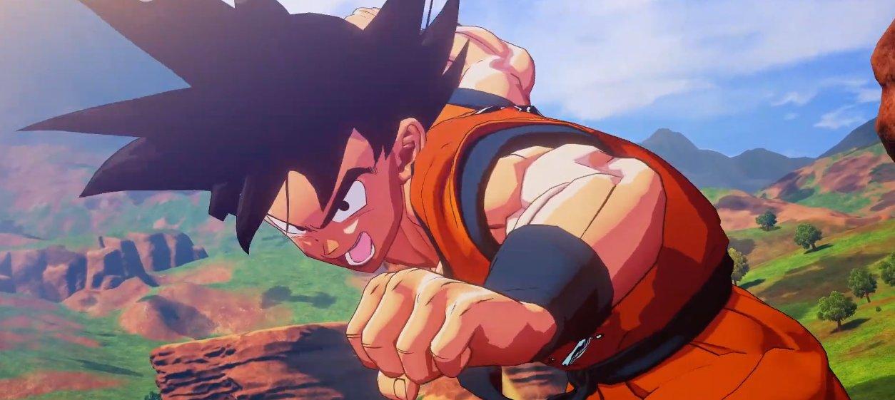 [E3 2019]Primo trailer per il nuovo Dragon Ball Project