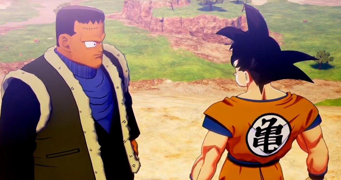 Dodici minuti in compagnia di Dragon Ball Z: Kakarot