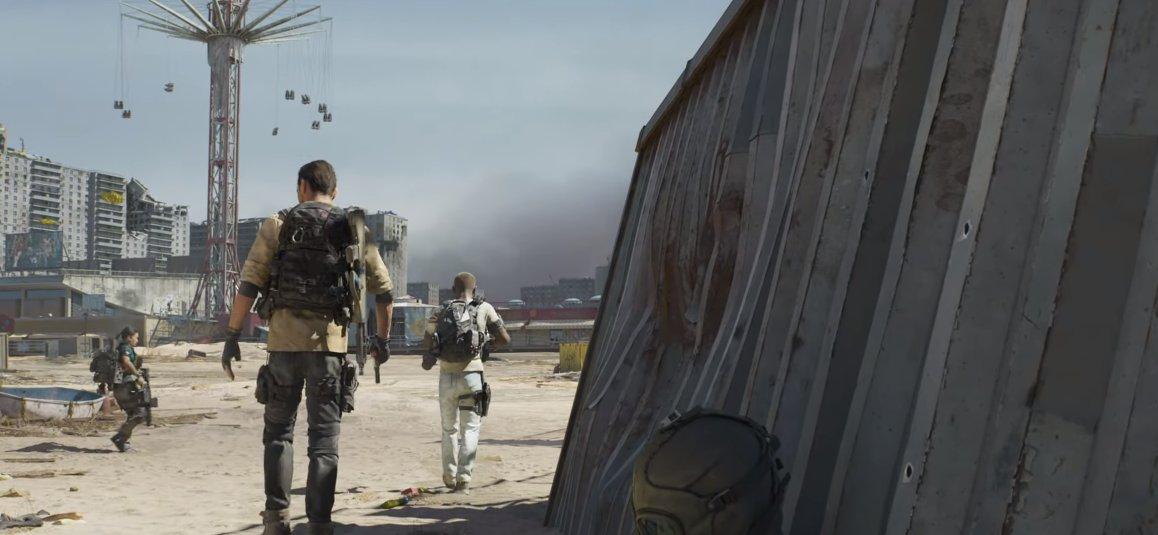 [E3 2019]Massive presenta i nuovi contenuti di The Division 2