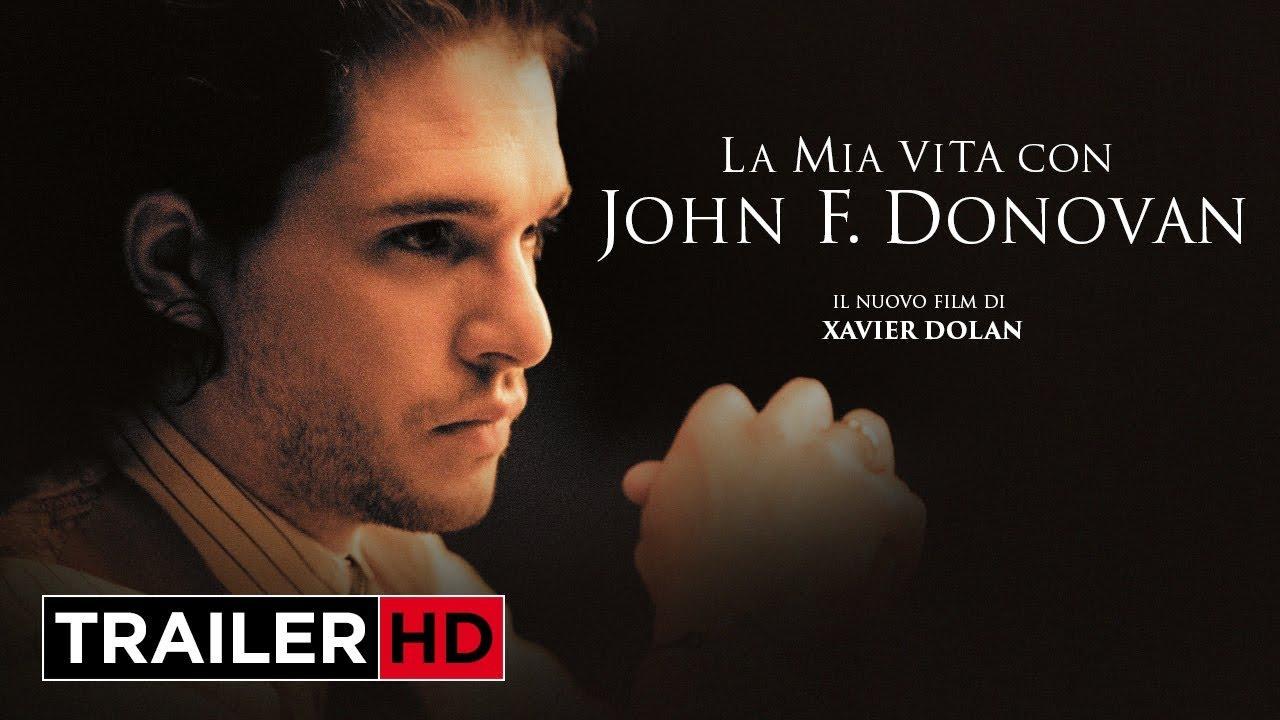 """Il nuovo trailer di """"La mia vita con John F. Donovan"""""""
