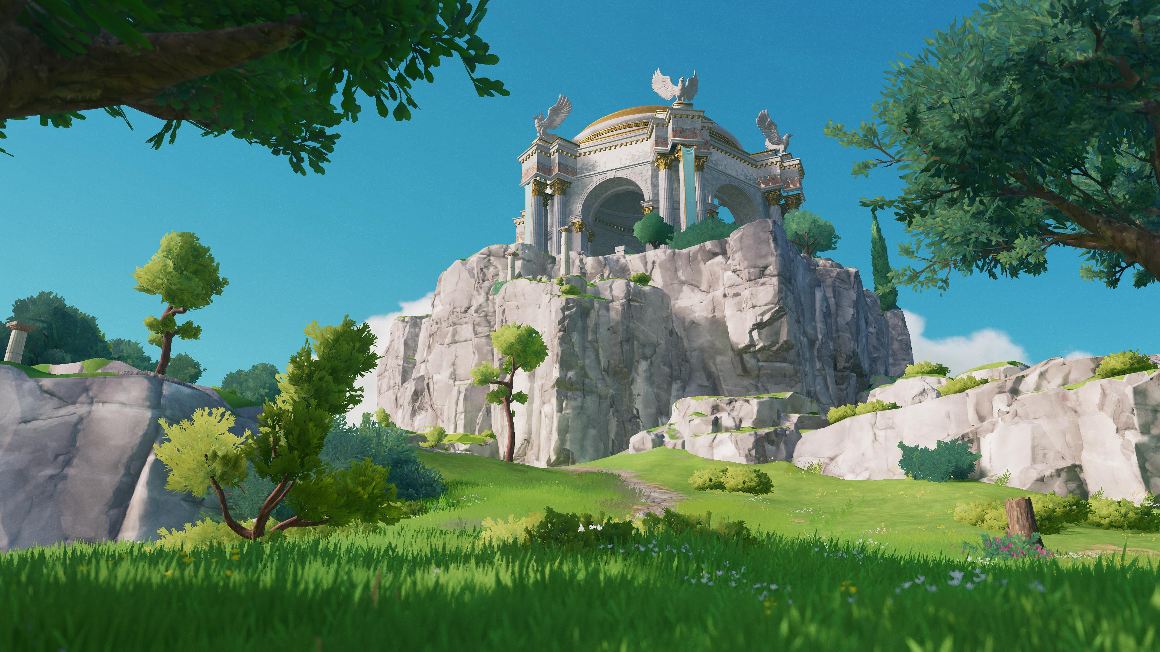 Ubisoft annuncia Gods and Monster