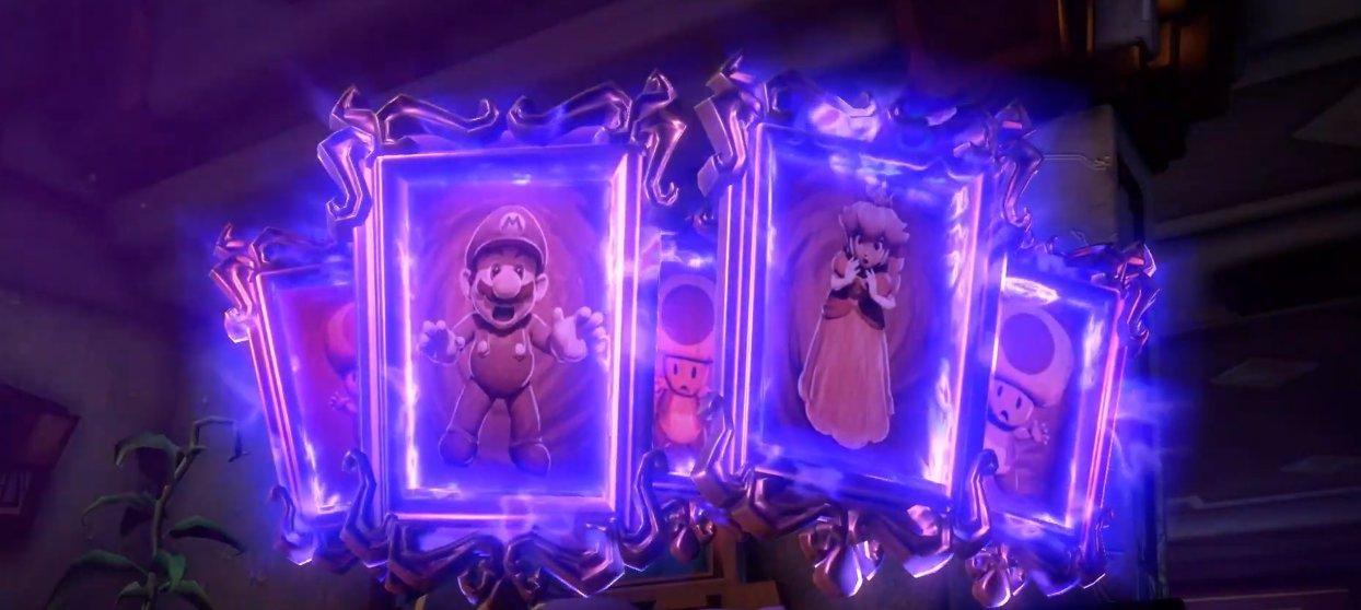 [E3 2019]E' Luigi's Mansion 3 il primo titolo di Nintendo all'E3