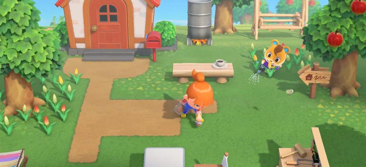 [E3 2019]Animal Crossing: New Horizons risponde presente all'E3