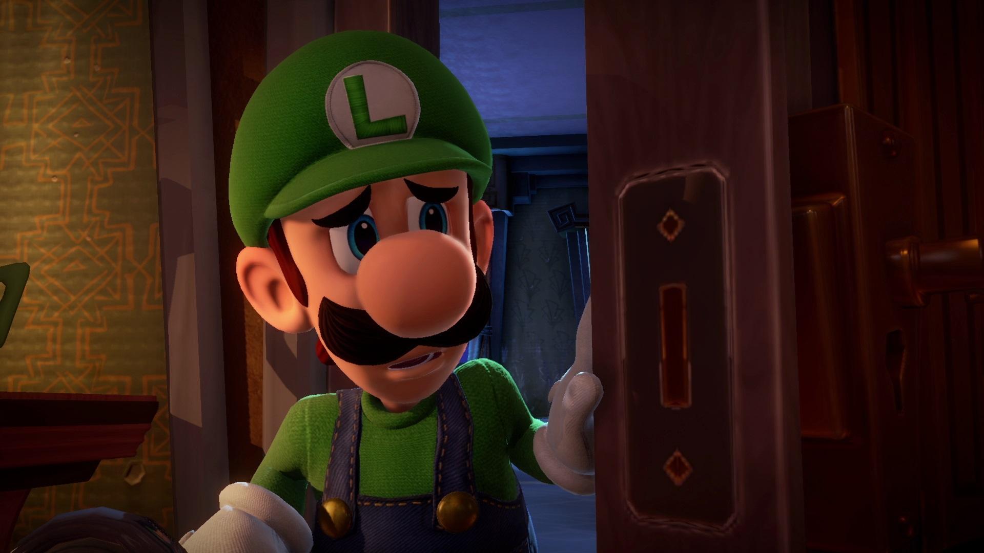 Nintendo rilascia nuove informazioni su Luigi's Mansion 3