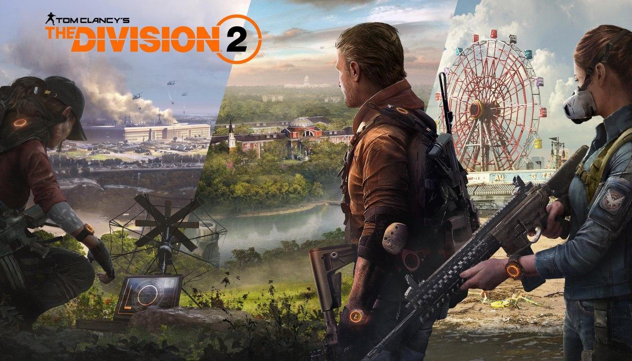 Ubisoft svela il programma aggiornato per il primo anno di The Division 2